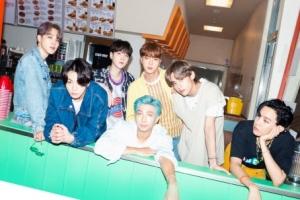 방탄소년단 '다이너마이트' 유튜브 뮤직비디오 조회수 8억회 돌파