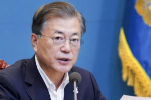 """文대통령 """"국민의 생명·안전 위협에 단호히 대응"""""""