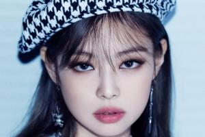 블랙핑크 제니, 컴백 알리는 '강렬하고 신비로운 눈빛'