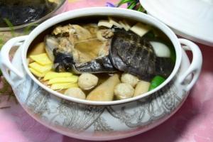 평양 옥류관 희귀 음식들