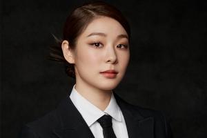 [포토] 김연아, 블랙 수트 '우아한 카리스마'