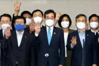 친문 핵심 3인 지지 선언…호남 '이낙연 바람' 부나