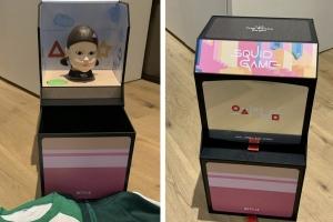 이병헌, '오징어 게임' 美 넷플릭스 1위 한 날 올린 사진