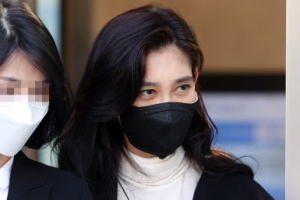 '전두환 동생' 전경환 빈소 찾은 이부진