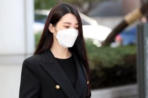 애프터스쿨 리지, '음주추돌' 1심 벌금 1500만원…징역형은 피해