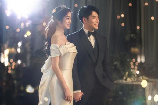 우혜림♥신민철 '7년 열애 끝, 오늘 결혼'
