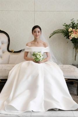 원더걸스 출신 혜림, 순백의 아름다운 신부