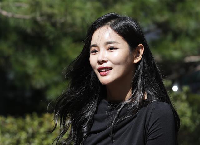 조정민 '예쁜 미소'