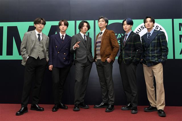 방탄소년단 '전세계 아미들 열광케 하는 슈퍼스타'