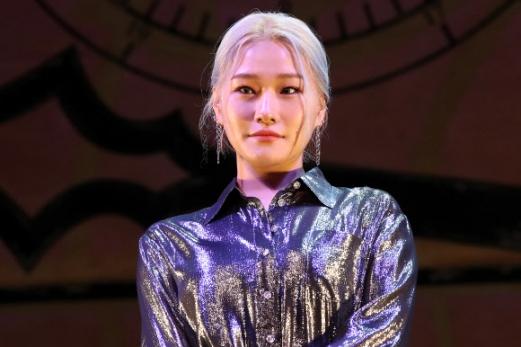 뮤지컬 '위키드' 무대 서는 손승연