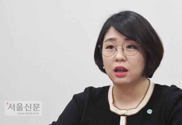 """[단독] 용혜인 """"성희롱 게시물로 실검 올라… 단호히 대처"""""""
