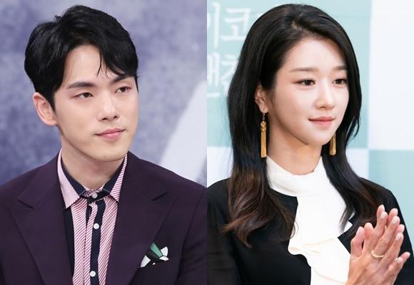 배우 김정현, 서예지. 사진=뉴스1
