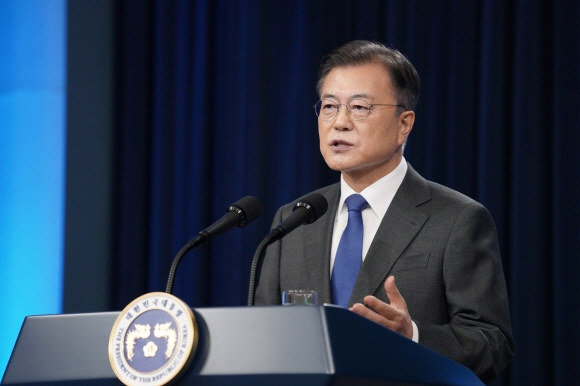 """박준영 전격사퇴… 靑 """"김부겸, 임혜숙·노형욱 마무리 기대"""""""
