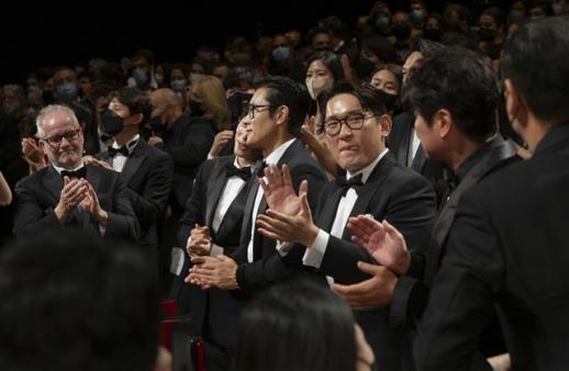 칸영화제, '비상선언' 공식 상영