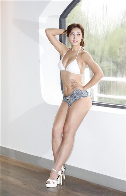 박은혜, 섹시 '자몽'