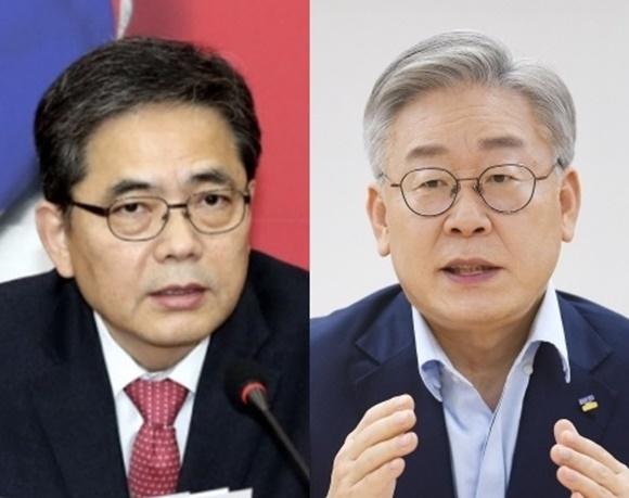 """곽상도 """"대장동 사업 몸통은 '이재명'… 아들은 월급 250만 직원"""""""