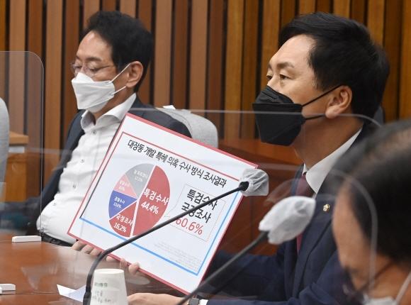 법조·정치·언론 카르텔에…李 vs 野 치킨게임 된 '대장동 게이트'