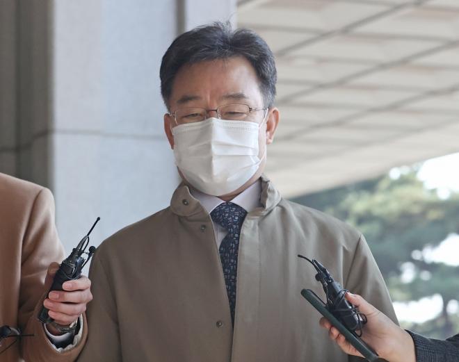 """[단독] 김만배 """"사람들이 다 안다"""" 입단속…유동규로 좁혀지는 '그분'"""